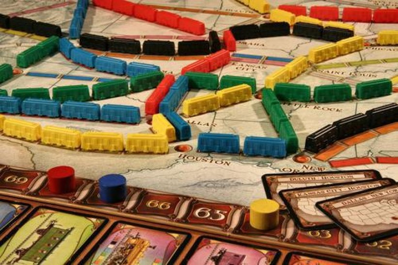 interazione ticket to ride