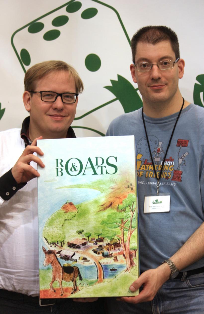 Joris Wiersinga e Jeroen Doumen