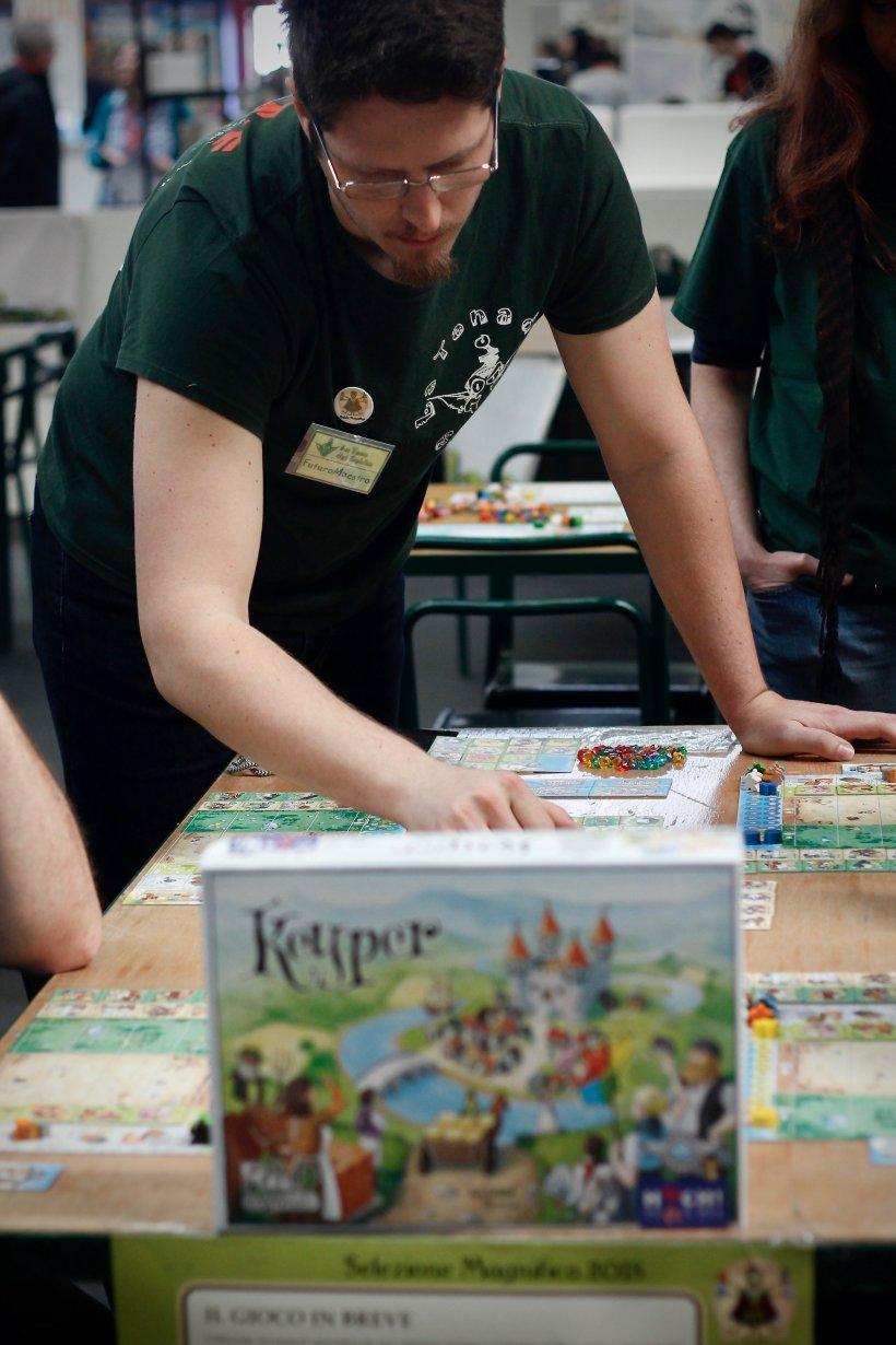Play: tavoli di Keyper