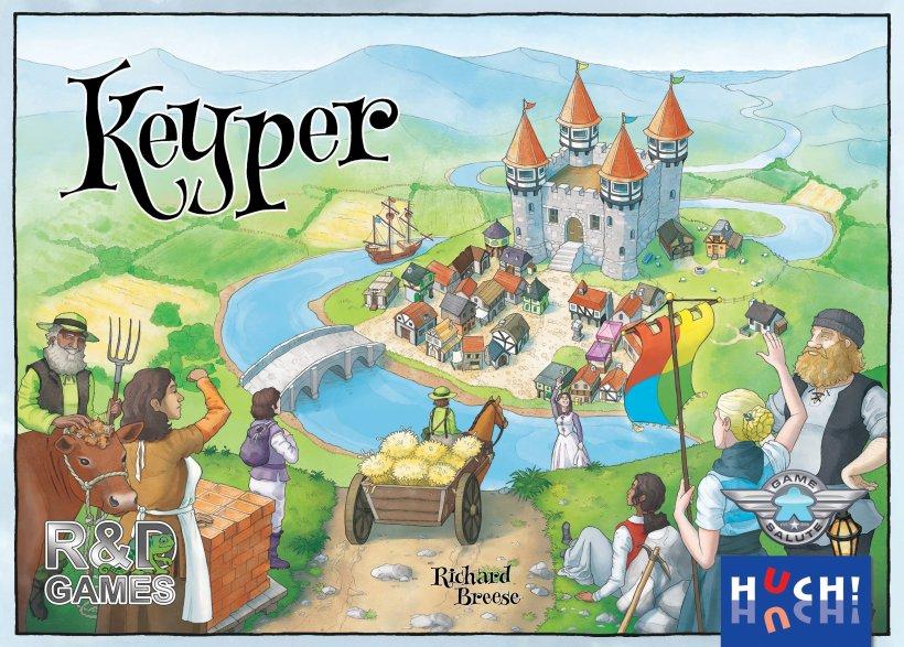 Keyper copertina