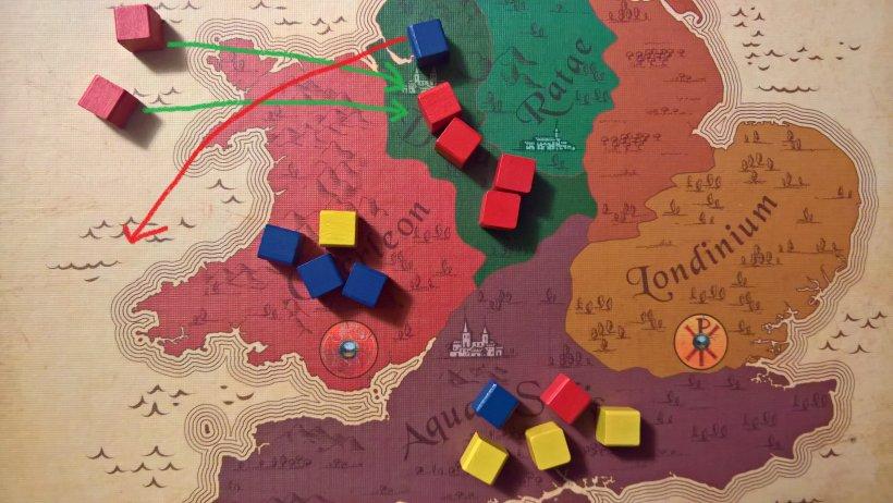 se correte per il blu e il vostro compagno per il giallo, accettate di perdere la regione a nord, prelevano il cubo blu per mantenere il vantaggio da runner