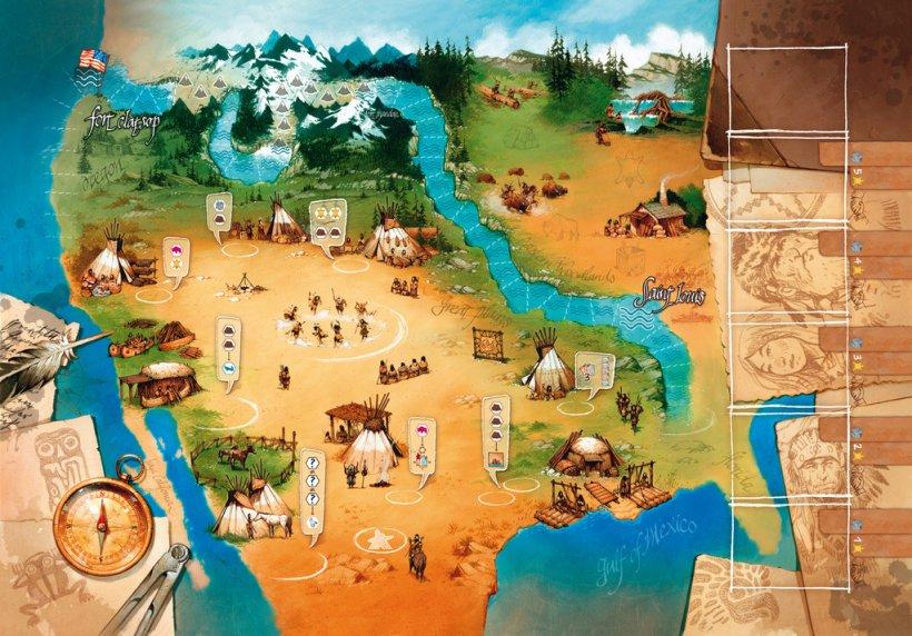 Lewis & Clark mappa