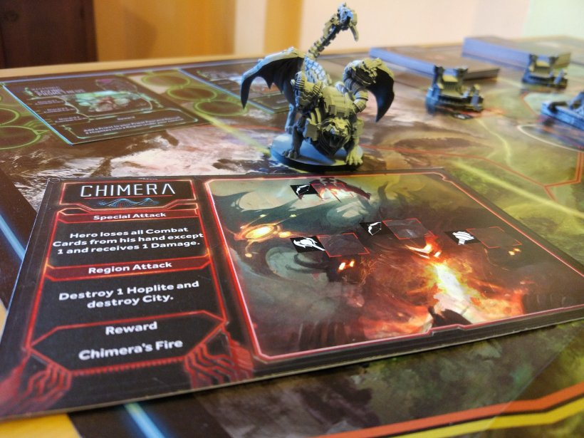 Chimera di Lords of Hellas