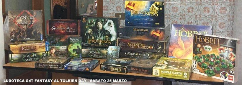 ludoteca Tolkien day