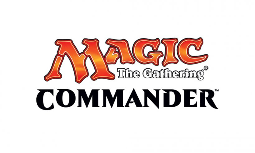 Magic the Gathering Commander Logo