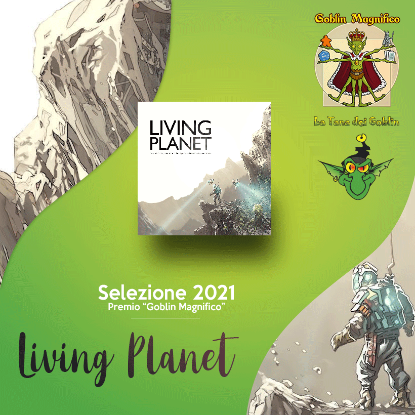 Living Planet Magnifico 2021