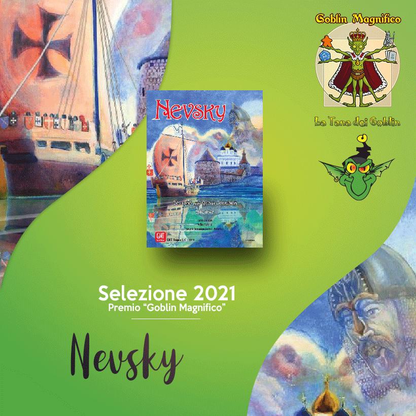 Nevsky Magnifico 2021