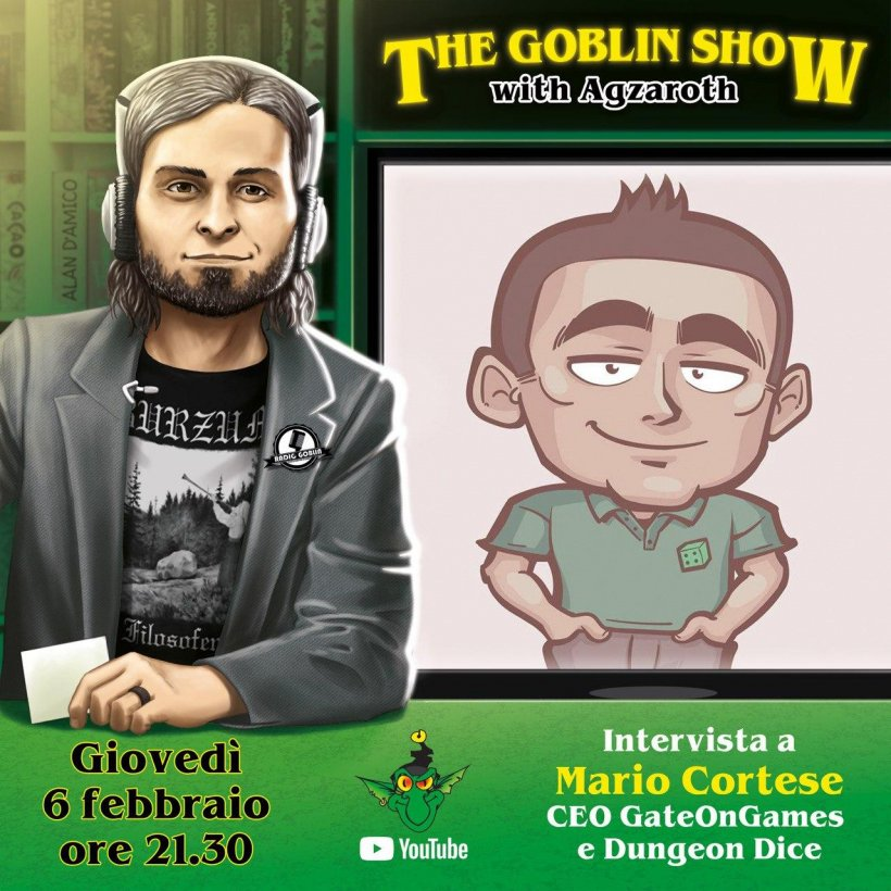 The Goblin Show: Mario Cortese
