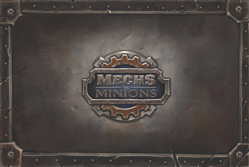Copertina di Mech vs. Minions