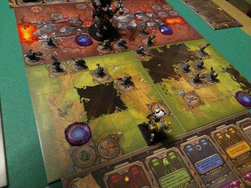 Mechs vs Minions: ancora il boss