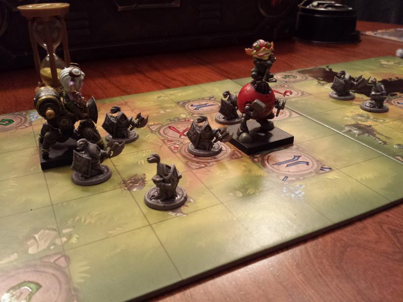 Mechs vs Minions: scontro