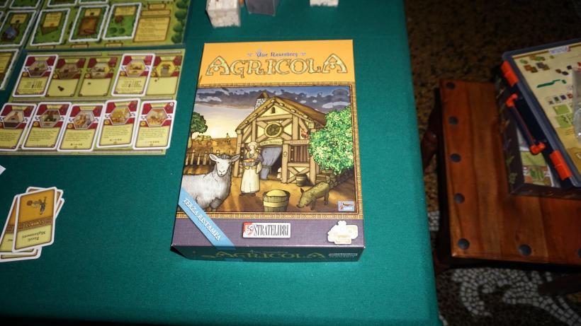 Agricola: intavoliamo il gioco