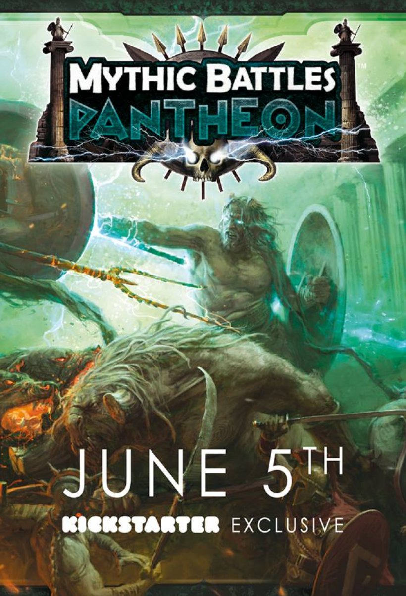 Mythic Battle Pantheon