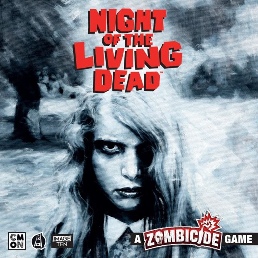 Night of the Living Dead: copertina