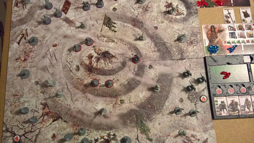 Conan Nordheim: mappa collina innevata