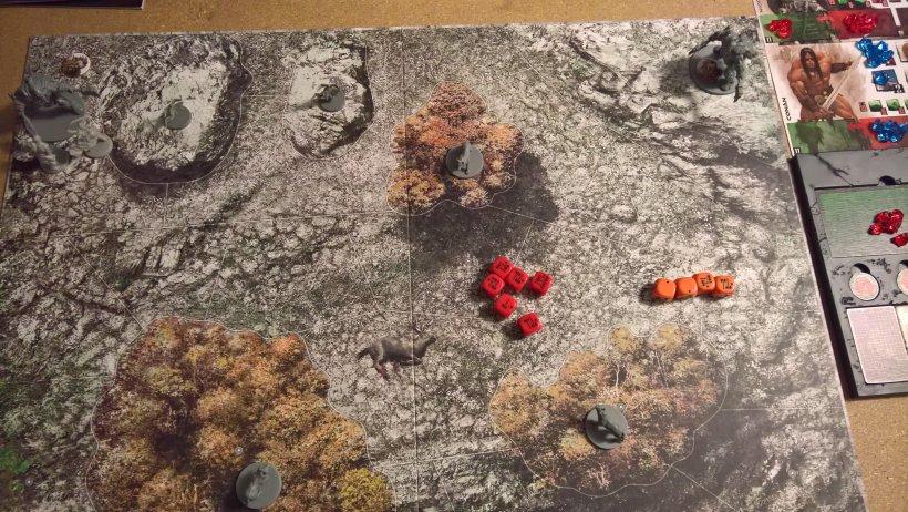 Conan Nordheim: mappa brughiera gelata
