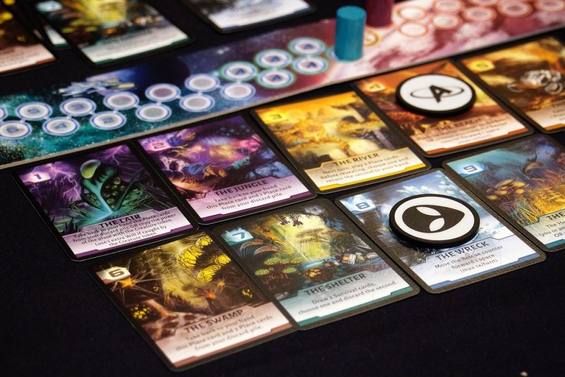 Not Alone, gioco cooperativo: fine partita