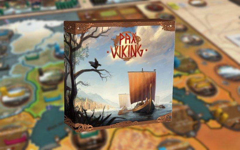 Recensione Pax Viking: se volete provare, iniziate qui | La Tana dei Goblin