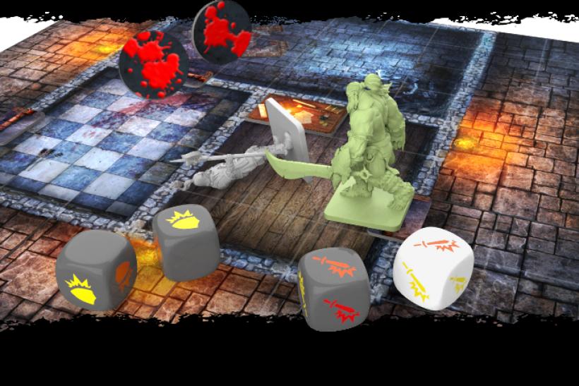 OrcQuest WarPath: combattimento