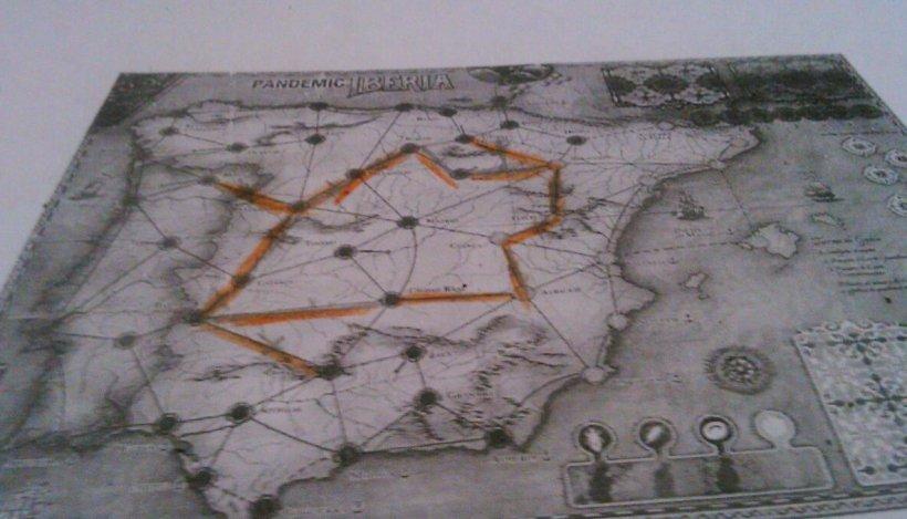 Pandemic Iberia: Teoria dell'Anello Interno
