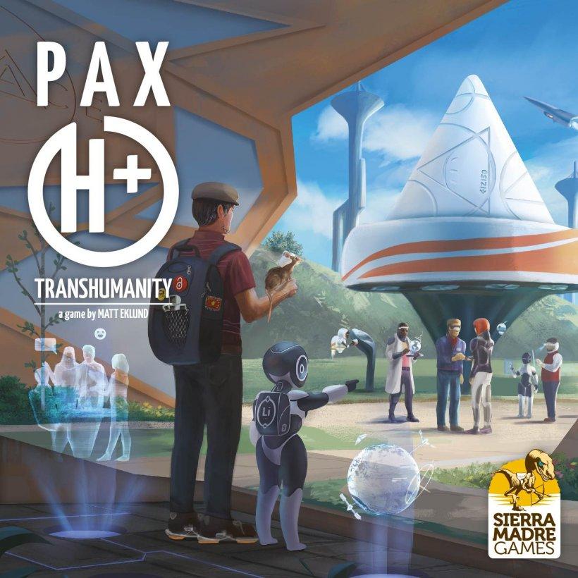 Copertina Pax Transhumanity