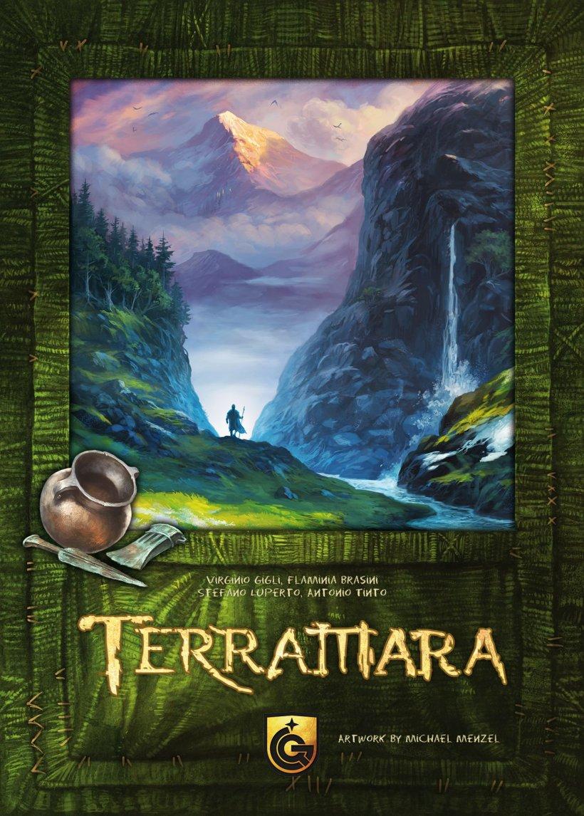 Terramara cover