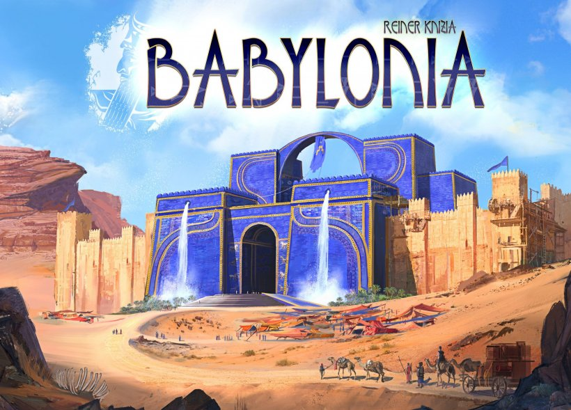 Babylonia cover