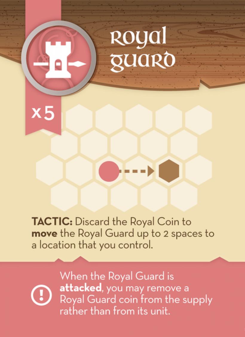 Nuova royal guard