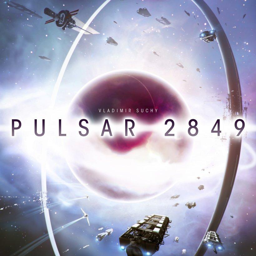 Pulsar 2849 copertina