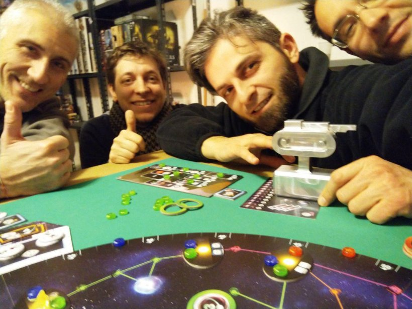 Pulsar: esploratori spaziali