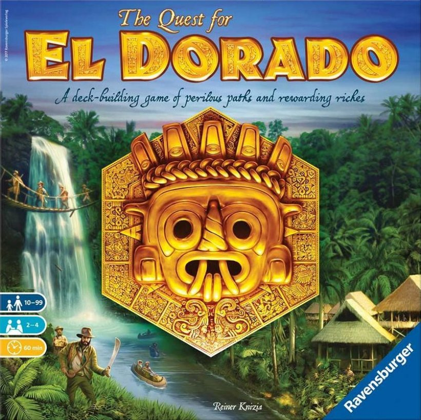 The Queen for El Dorado copertina