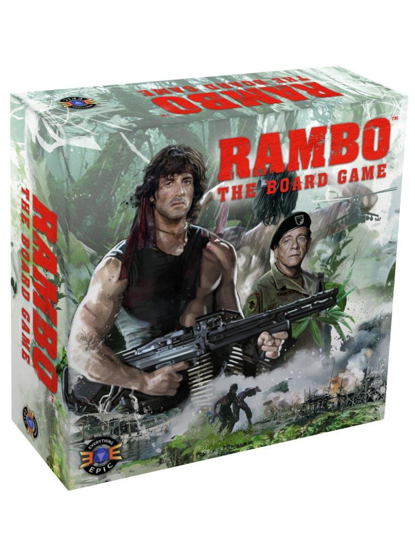 Rambo: The Board Game