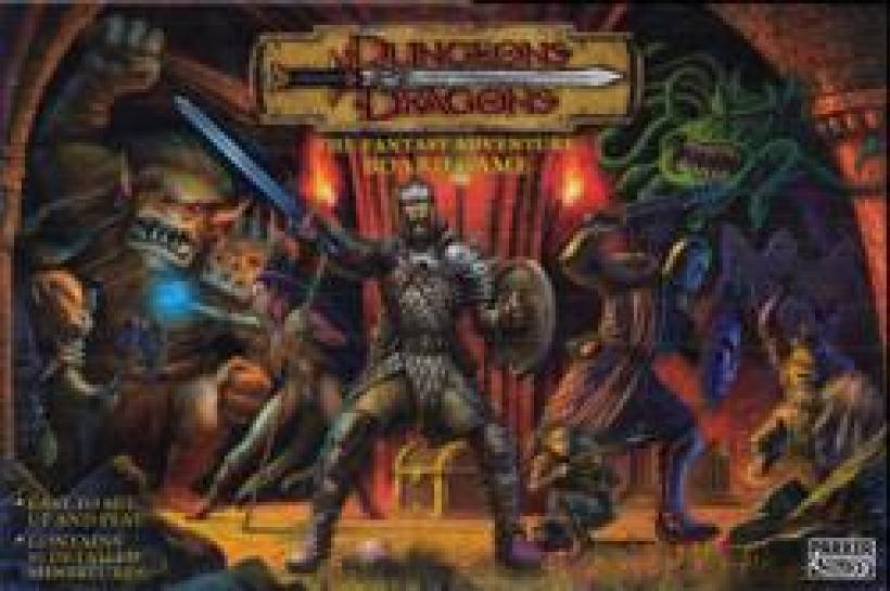 Recensione Dungeons Amp Dragons Boardgame La Tana Dei Goblin