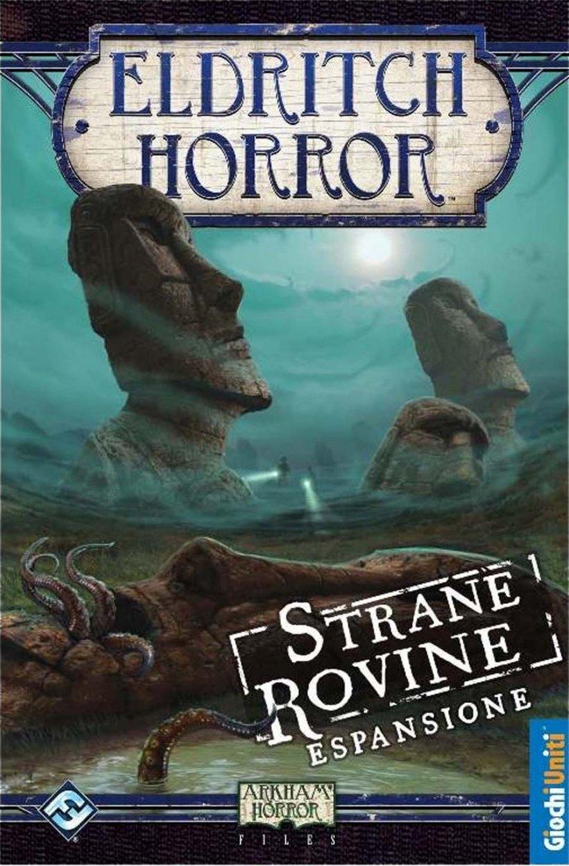 Eldritch Horror – Strane Rovine