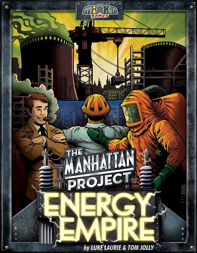 Energy Empire copertina