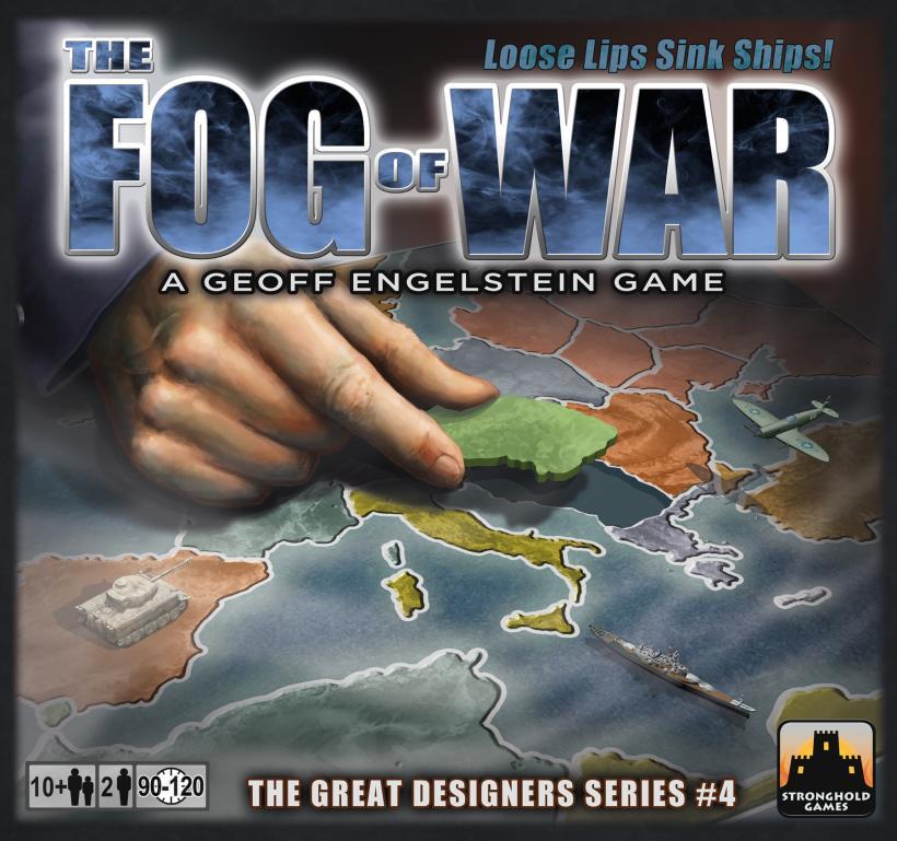 the fog of war copertina