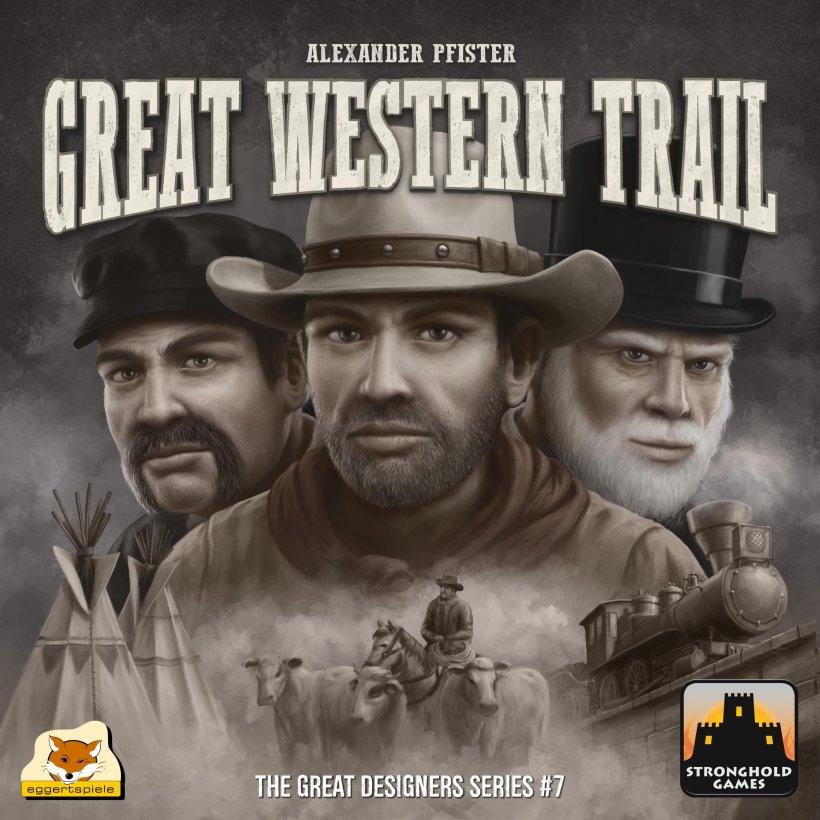 Copertina di Great Western Trail