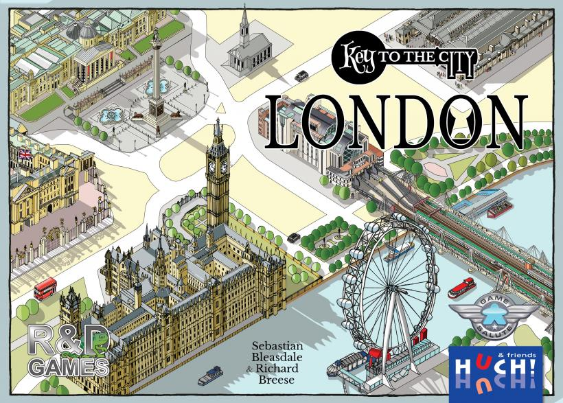 key to the city copertina