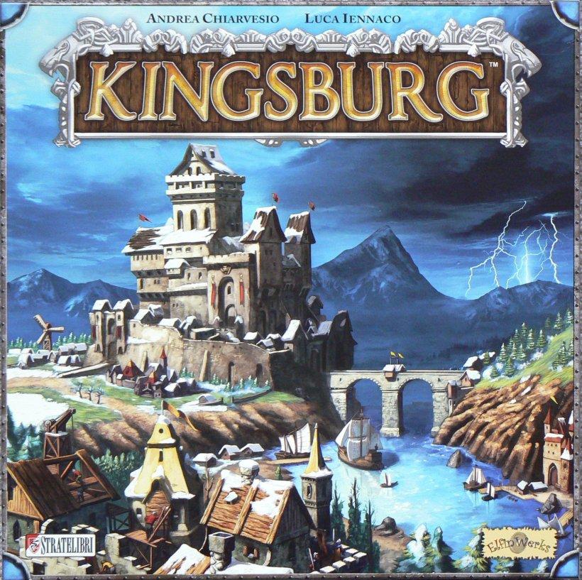 Copertina di Kingsburg