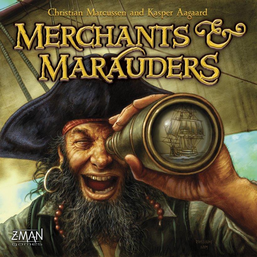 Copertina del gioco Merchants & Marauders