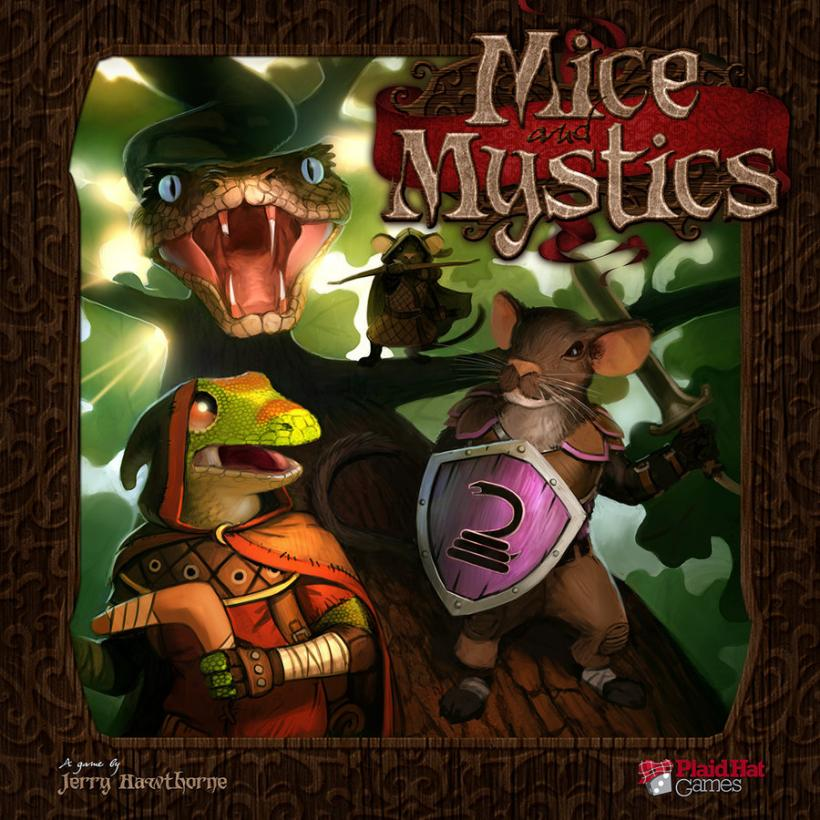 mice and mystics copertina