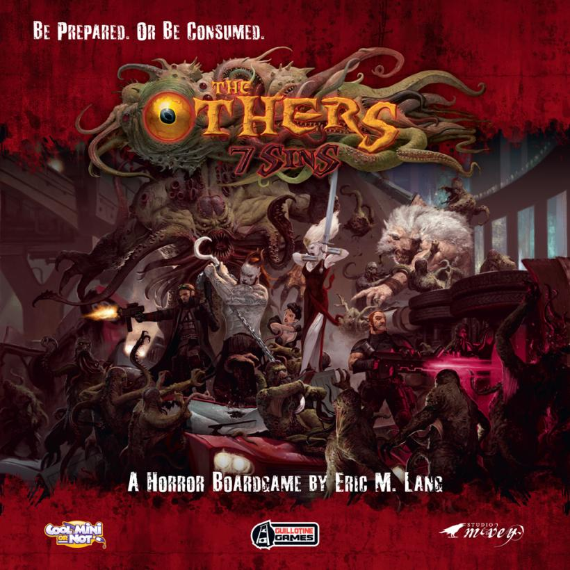 the others copertina