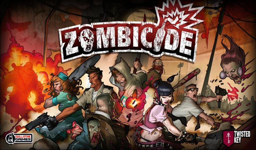 Zombicide box cover