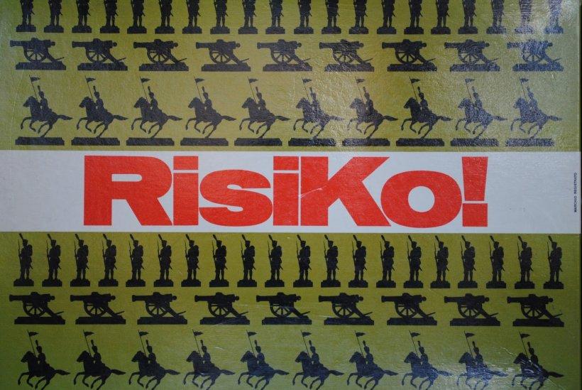 Copertina di Risiko