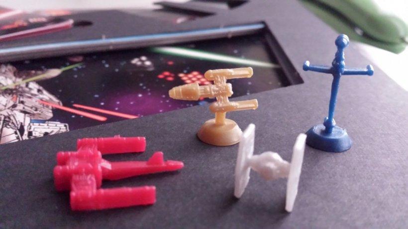 Le navi spaziali di Risk: Star Wars Edition