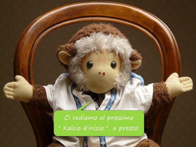 Scimmia da Kickstarter