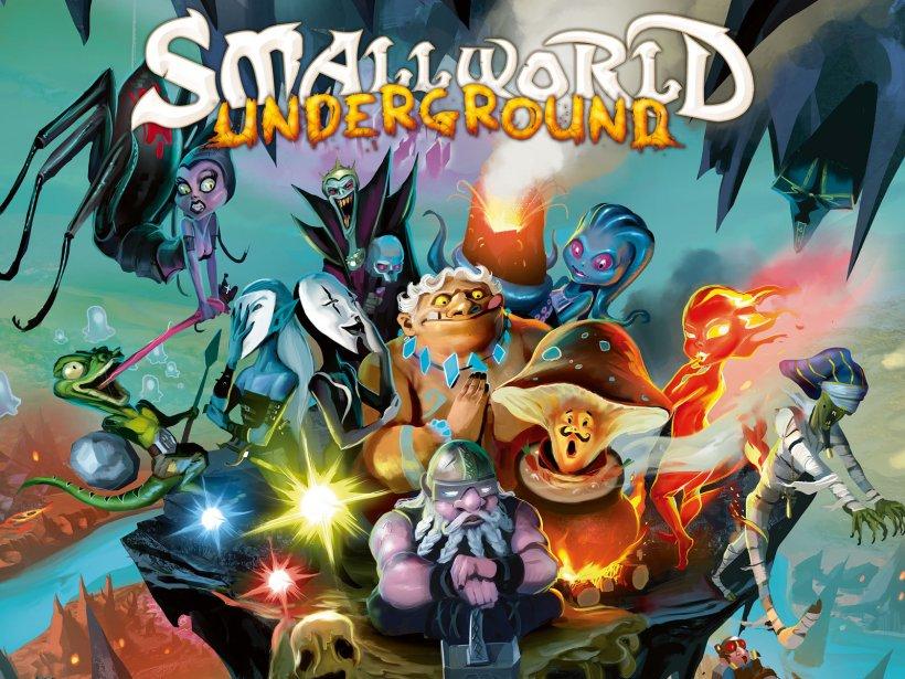 Copertina di Small World Underground