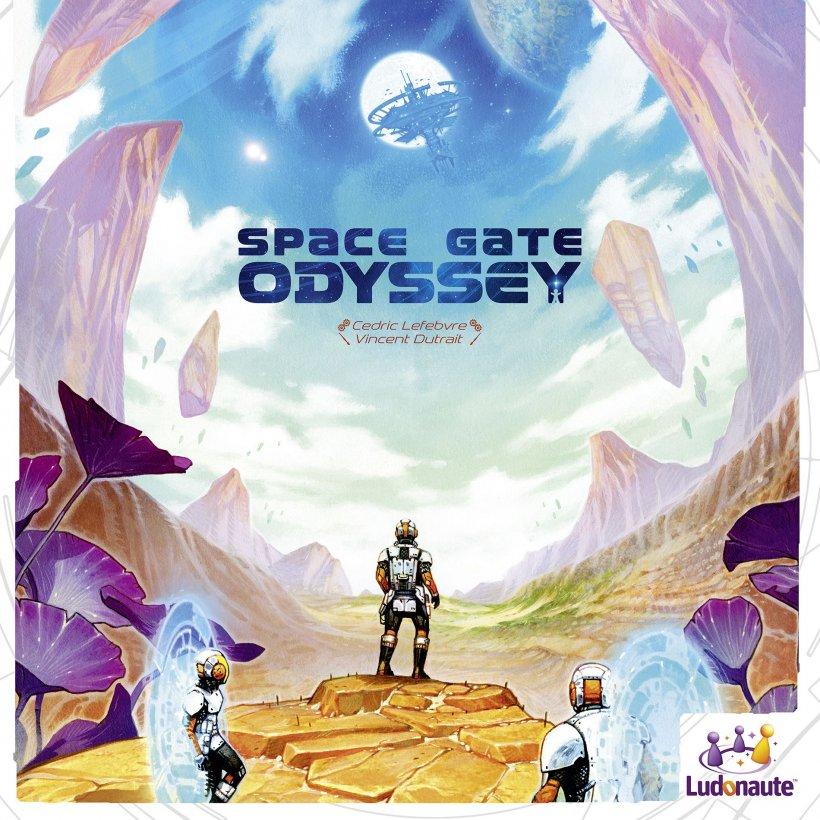 Copertina: Space Gate Odyssey