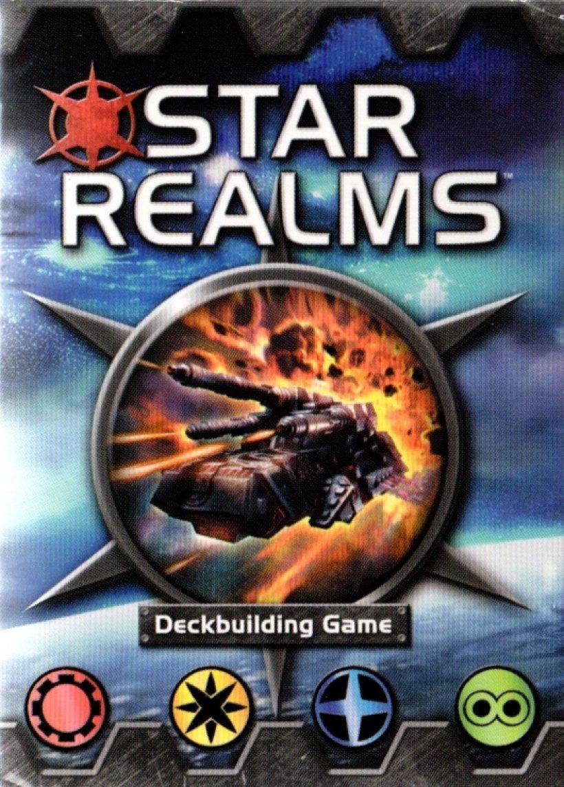 Copertina di Star Realms