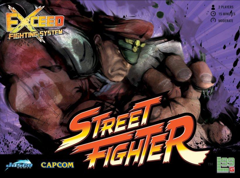 Street Fighter: Bison Box